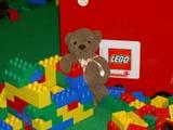 クマのルーニー レゴブロック