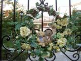 クマのルーニー 門のリース