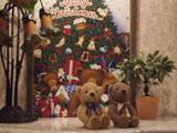 クマのルーニー クリスマス