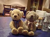 クマのルーニー テーブル
