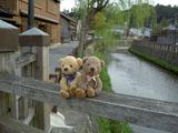 クマのルーニー 佐原 小野川