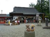 クマのルーニー 神社
