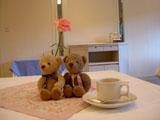 クマのルーニー コーヒーカップ