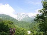 クマのルーニー 小蓮華山