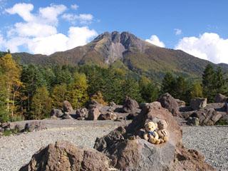 クマのルーニー 日光白根山