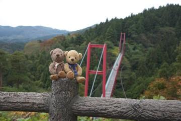 千眼堂吊り橋
