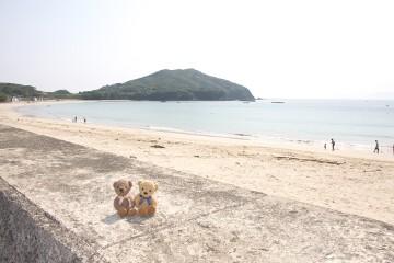 御座白浜ビーチ