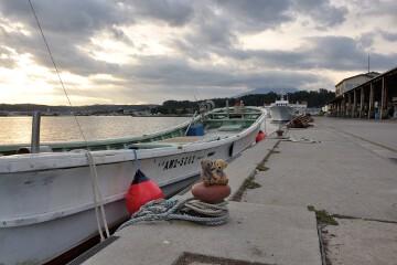 鰺ヶ沢漁港