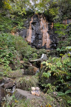 まぼろしの滝