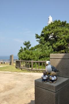 ウミネコさんと灯台