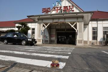 JR琴平駅