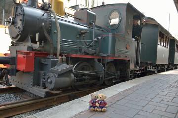 坊ちゃん列車