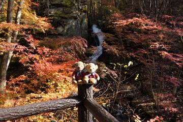 銚子の口滝