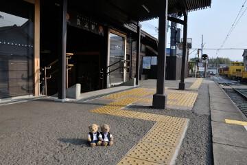 貴志駅ホーム