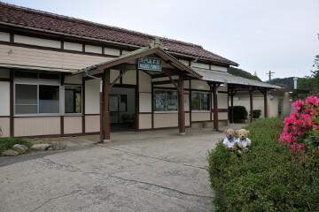 長門湯本駅