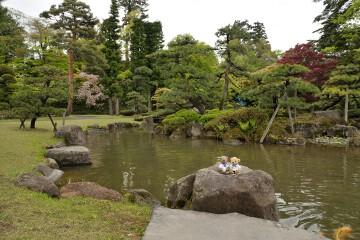 池泉廻遊式庭園