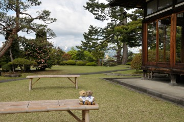 借景式庭園