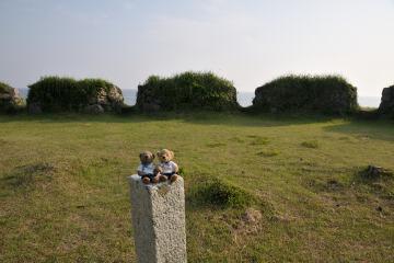 丸岡藩砲台跡