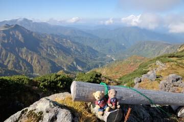 立山カルデラ
