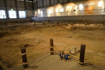 鴻臚館の遺構