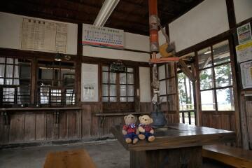 羽前成田駅