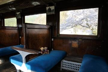 旧型客車・オハフ61 2752