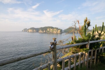 新浜岬展望台