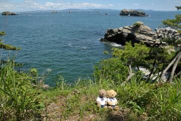 奥松島の島々
