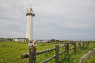 沢崎鼻灯台