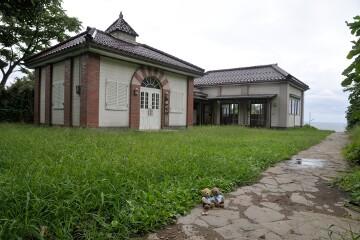 姫崎灯台館