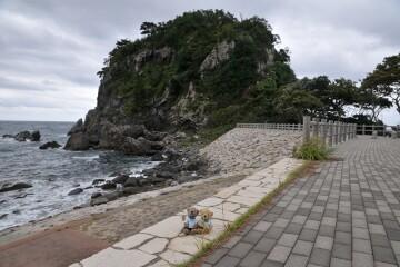 風島弁天岬