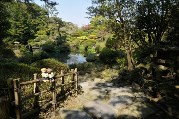 本間氏別邸庭園