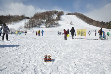 草津温泉スキー場