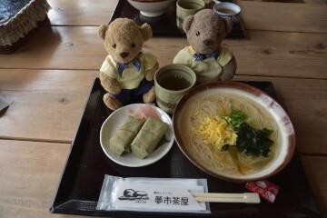 農村レストラン夢市茶屋