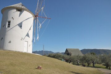 ギリシャ風車